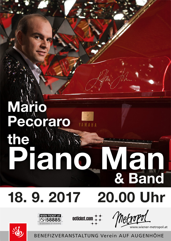 The Piano Man - LIVE